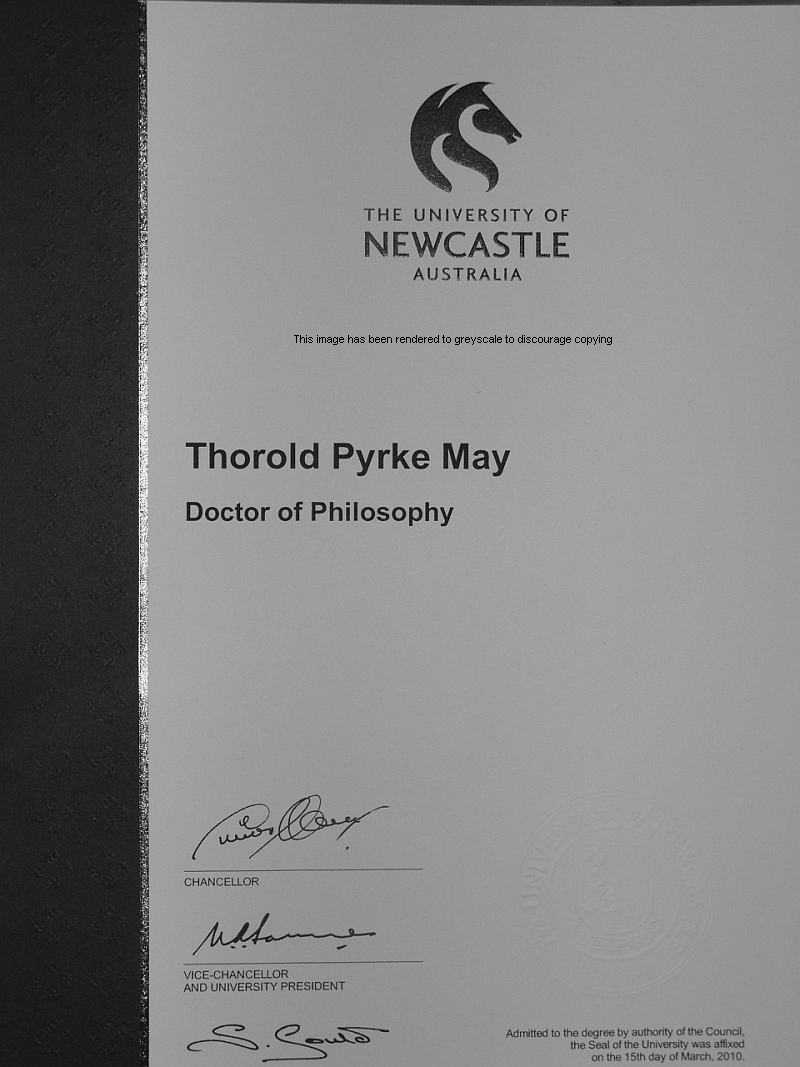 thesis degree doctor philosophy The department of industrial and systems engineering offers graduate programs leading to the master of science (thesis and non-thesis option) degree in industrial engineering and a doctor of philosophy degree in industrial and systems engineering.