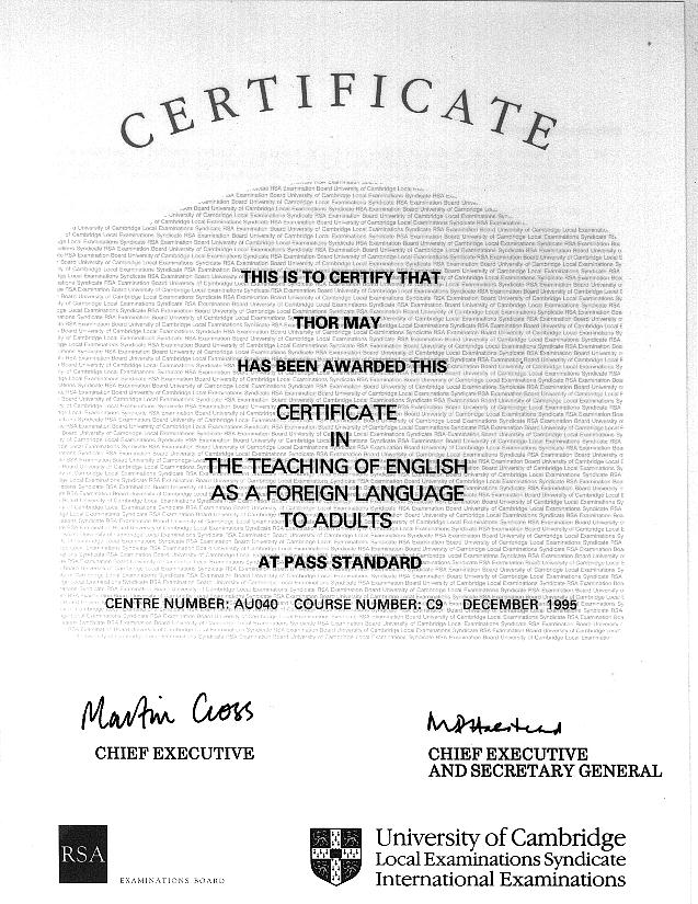 Documents and site map for thor may docsiteml rsacambridge certificate in teaching english as a foreign language yadclub